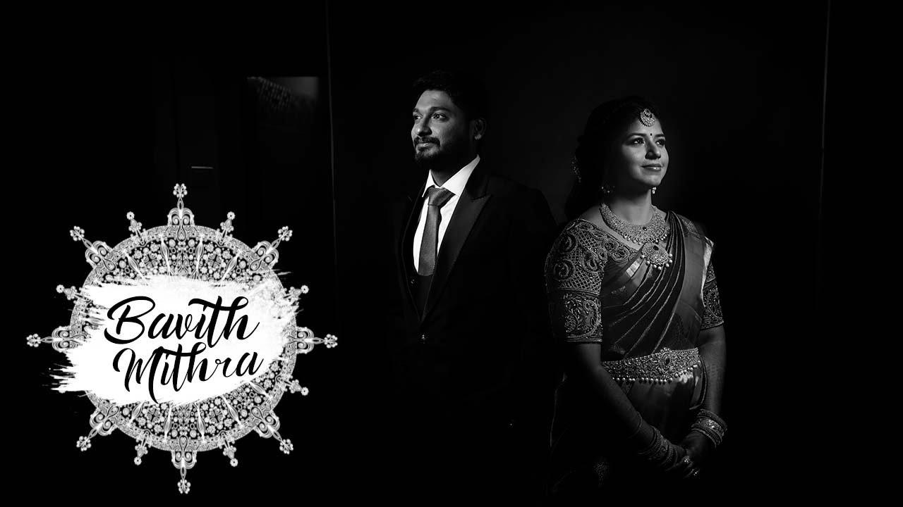 Bavith & Mithra | Wedding Highlight | PR Studios | 2020