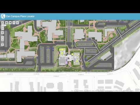 ArcGIS: A Mapping Platform for Facilities Data