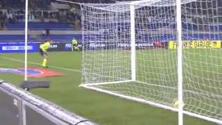 Tutti i Gol della Lazio nel campionato di Serie A Stagione 20122013 commento Guido De Angelis