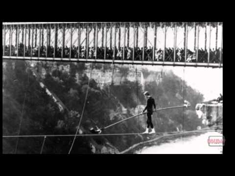 Niagara Falls Daredevils - Walking The Wire