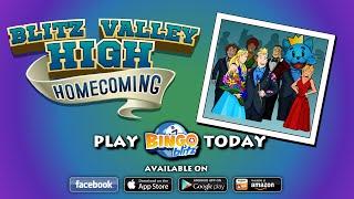 Bingo Blitz - Blitz Valley High: Homecoming Trailer