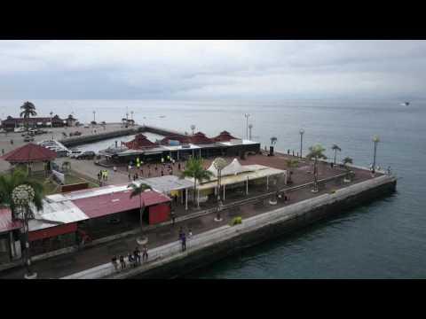 Zamboanga City Free Aerial View - DJI Mavic Pro