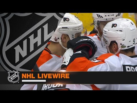 NHL LiveWire: Flyers, Penguins mic'd up for intense Game 5 battle