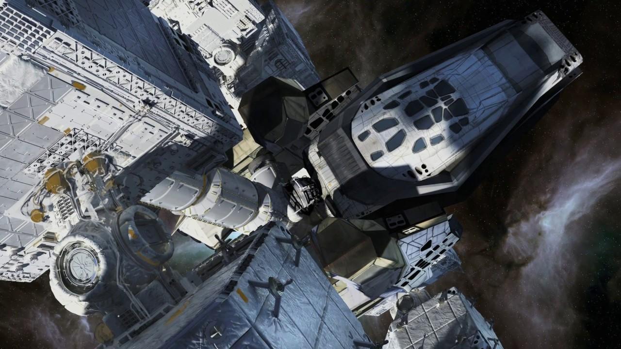 Interstellar - The Ranger and the Lander (Bonus Feature ...
