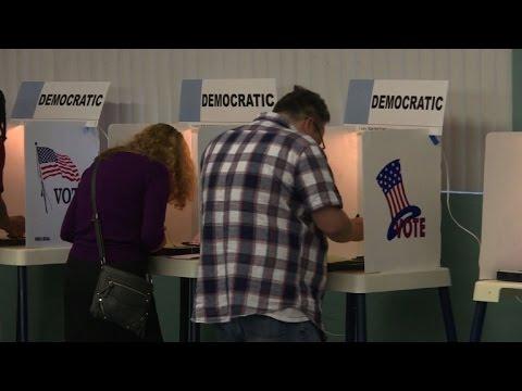Polls open for California primary