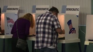 Polls open for California primary