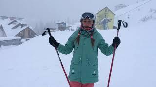 Обучение катанию на горных лыжах. ДЛЯ НОВИЧКОВ
