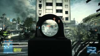 Battlefield 3: Sharqi Peninsula Gameplay Trailer