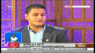 Jeff Koinange Live: Inspirational Thursday with Chandaria group CEO Darshan Chandaria