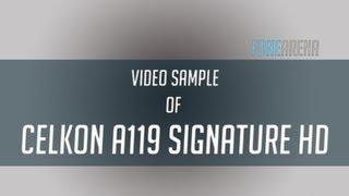 Celkon A119 Signature HD Video Sample
