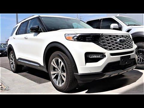 2020 Ford Explorer Platinum: The All New $60,000 Explorer!