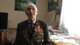 Рассказ ветерана татарина о своих военных подвигах