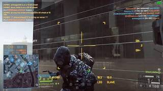 Battlefield 4 | PC | Carried by Spurr 2| Attack Chopper Gameplay | 33 Kills