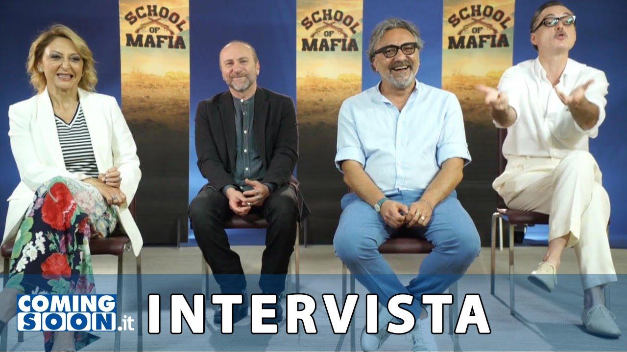 School of Mafia (2021): Intervista Esclusiva al cast del Film - HD