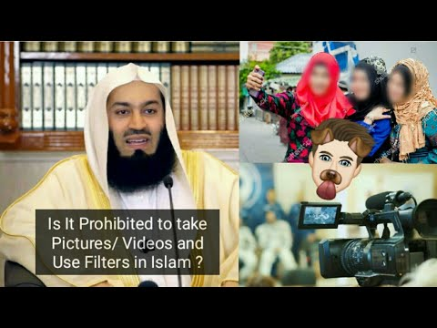 Rulings of taking Pictures & Using Filters in Islam | Mufti Menk 2018