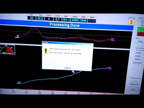 TuneBoss ECU + Modified FZ150i (Vixion) = Crazy Performance
