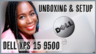 DELL XPS 15 9500 – UNBOXING, SETUP & INITIAL IMPRESSIONS | BEST VIDEO EDITING PC? | ISOWA GALLERY