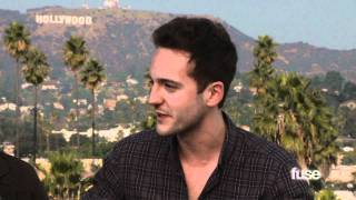Young The Giant Interview - Hoppus On Music