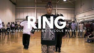 Ring - Cardi B Feat. Kehlani | Nicole Kirkland Choreography | BU Vibes IMPACT Workshop