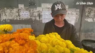 N.ước m.ắt người đàn ông bán hoa Tết ở Sài Gòn, khiến Lê Thân Thiện nhói lòng