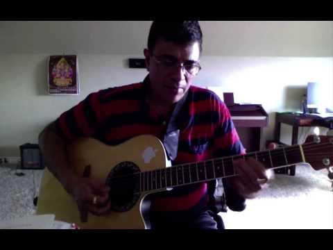 Anubavam Pudhumai (MSV) Tamil Song Guitar Chord lesson by Suresh