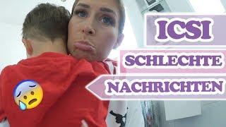 BLUTUNGEN ICSI UPDATE + Milan hat sich verletzt :(