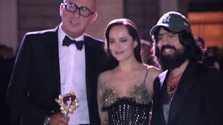 The Green Carpet Fashion Awards, Italia 2017