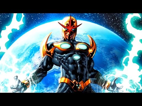 Superhero Origins: Nova