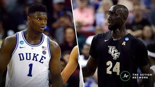 Duke vs UCF Highlights - (Zion Williamson vs Tacko Fall) Insane Ending 3.24.19