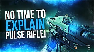 Destiny: No Time To Explain Exotic Pulse Rifle!