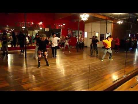 LOVE MORE x CHRIS BROWN ft/ Nicki Minaj x Kenya Clay Choreography