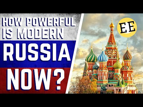 The Modern Economy of Russia
