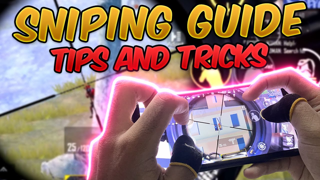 Download Sniper Guide/Tutorial | Tips and Tricks to Improve your Sniping Skills (PUBG MOBILE)