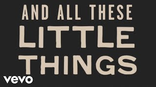 Repeat youtube video One Direction - Little Things (Lyric Video)