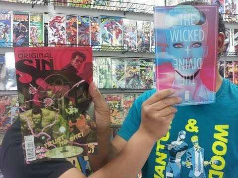 Flashback Comics - New Release Wednesday, June 18th 2014!
