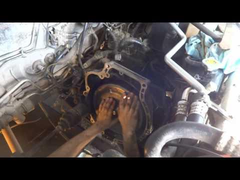Инструкция по установке АКПП Mazda