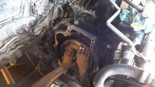 Інструкція по установці АКПП Mazda