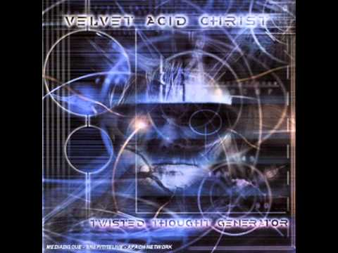Velvet Acid Christ - Hypersphere (Mdma)