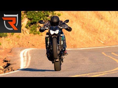 Tested: 2016 Kawasaki Z800 ABS Motorcycle Video Review | Riders Domain