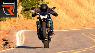 tested 2016 kawasaki z800 abs motorcycle video review   riders domain