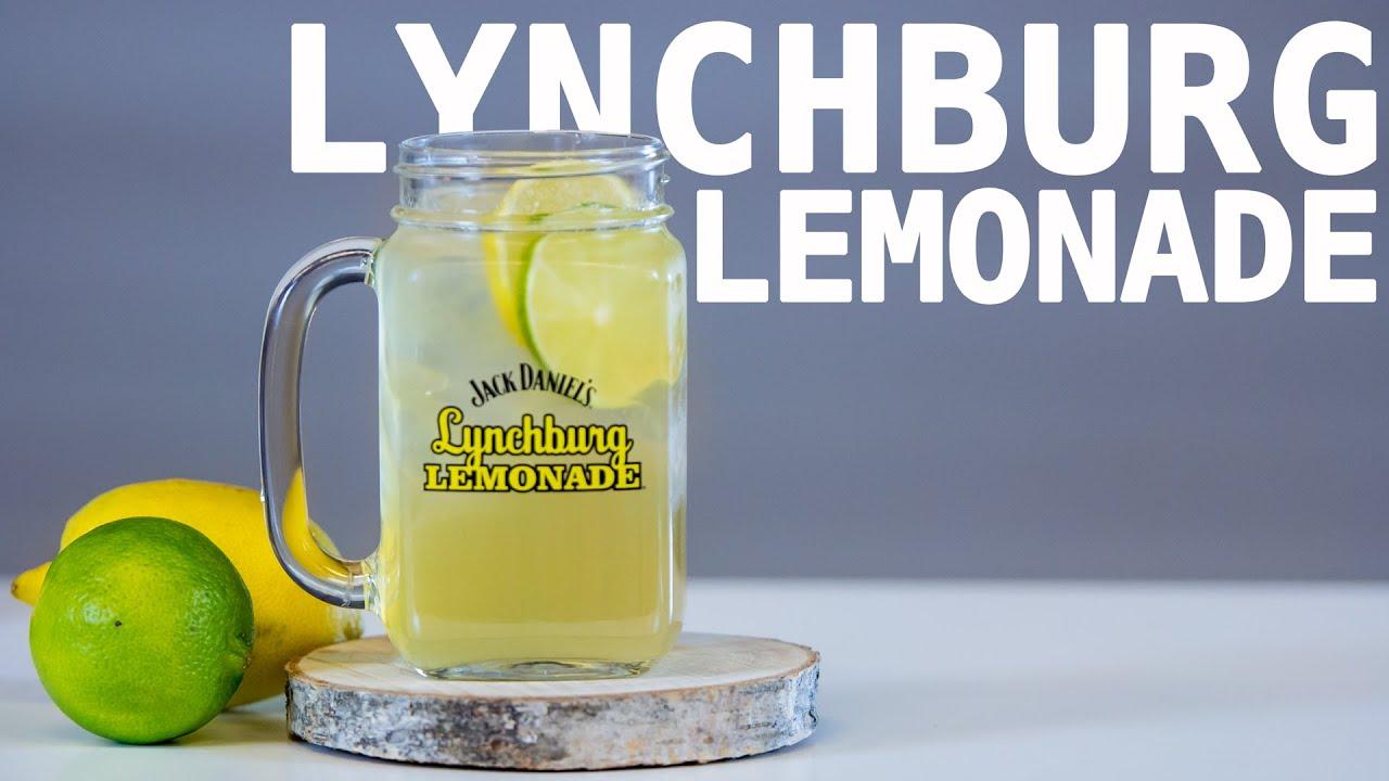 LYNCHBURG LEMONADE - YouTube
