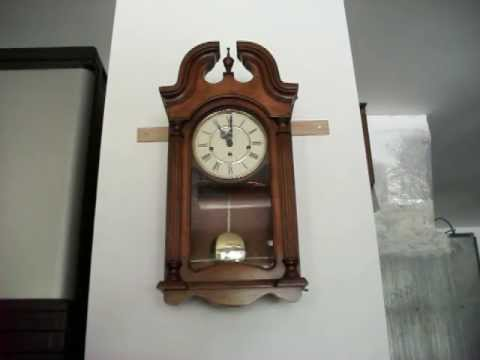 howard miller westminster chime wall clock - Howard Miller Wall Clock