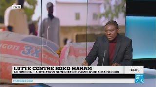 Gambar cover Nigeria : la situation sécuritaire s'améliore à Maiduguri, fief historique de Boko Haram