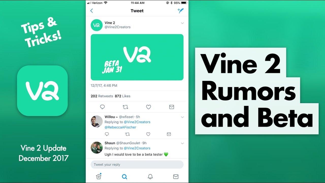 Vine Dua Rumors How To Join Beta