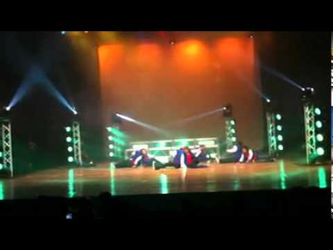 ACTS Dance teachers prod number