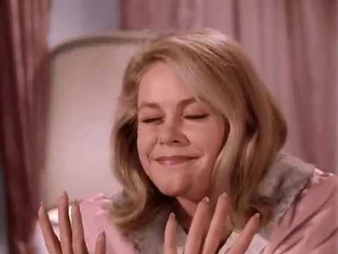 Моя жена меня приворожила\Bewitched (1964-1971) - 01 сезон 01 серия