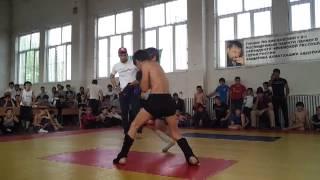 """Сахьирбек Джамухаев """"Gladiator 95"""" Shali"""