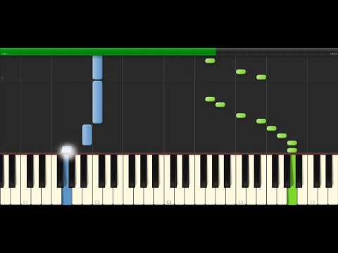Super Mario Theme (Easy Piano)