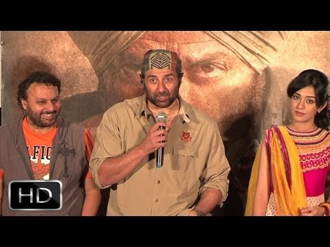 First Look Launch Of 'Singh Saab The Great' Travel Video