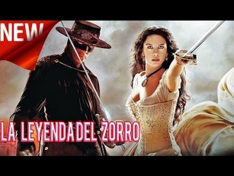 Ver Pelicula ★La leyenda del Zorro★ Peliculas Nuevas 2017 ᴴᴰ   Acción★Aventura   Latino